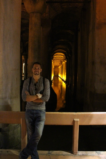 In the Cisterns